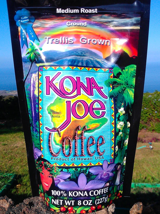 Signature Trellis Grown 100% Kona Coffee