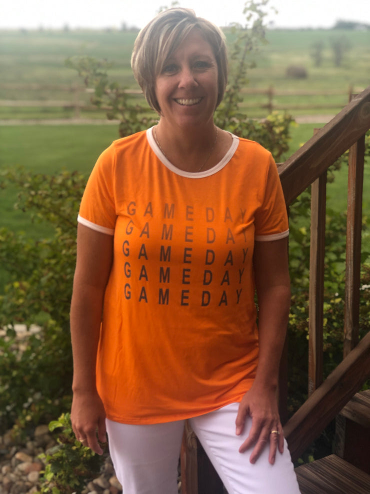 Game Day Short Sleeve graphic T-Shirt