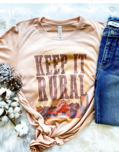 Keep it Rural