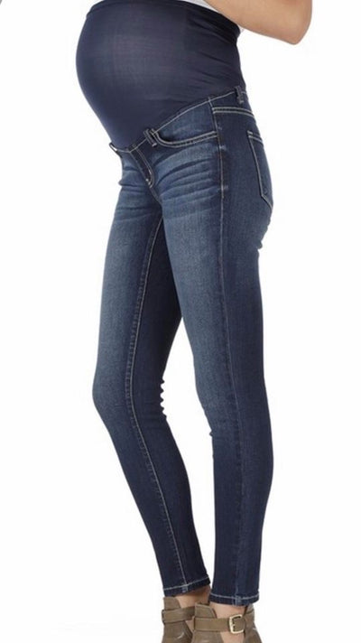 Kan Can Skinny Maternity Jeans