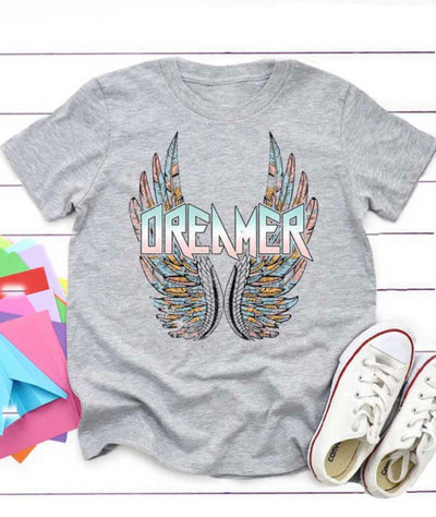 Girls Dreamer Graphic Tee