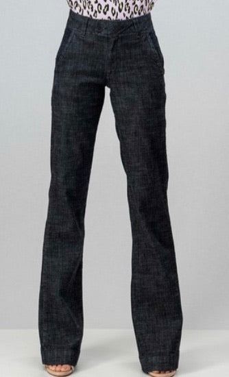 Dark Denim Boot Cut Jean