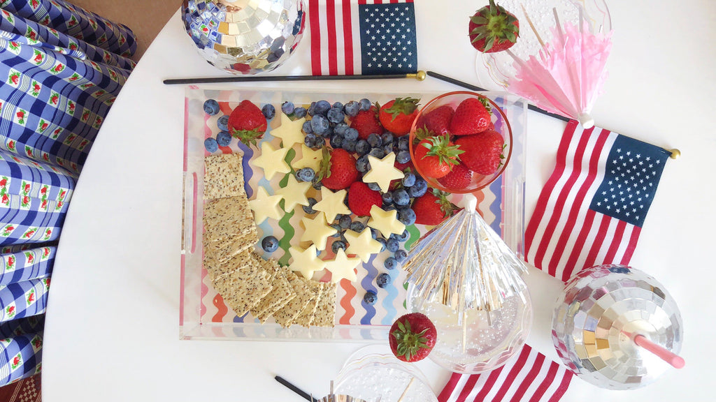 Firework-Worthy Cheeseboard Tips For The 4th