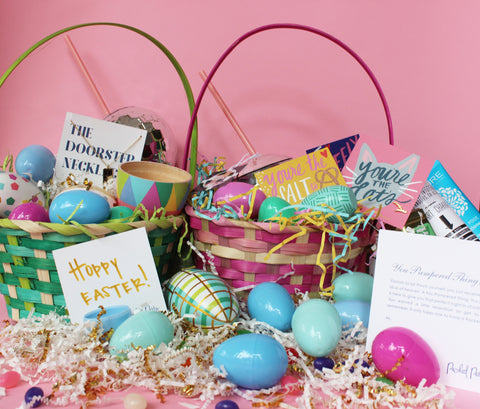 Easter Basket Stuffing Tips Packed Party
