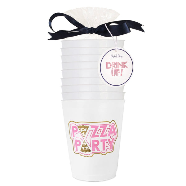Ain't No Party Like A Pizza Party Cupstack