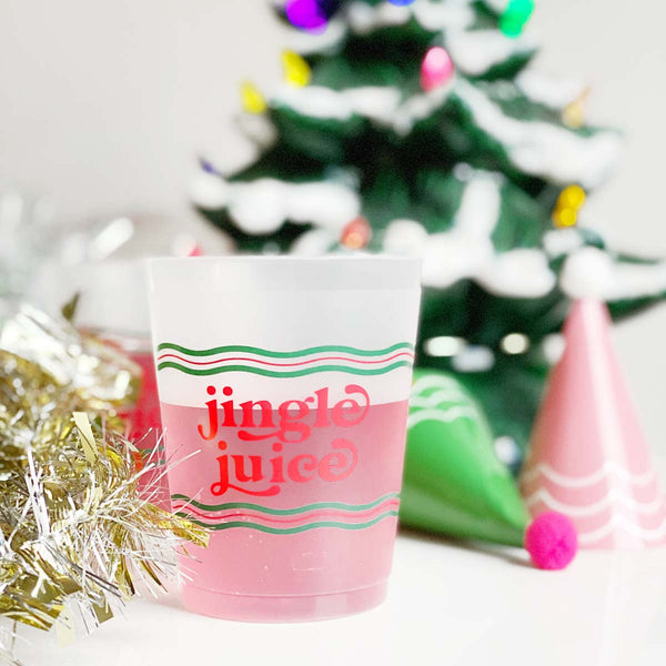 JINGLE JUICE CUPSTACK