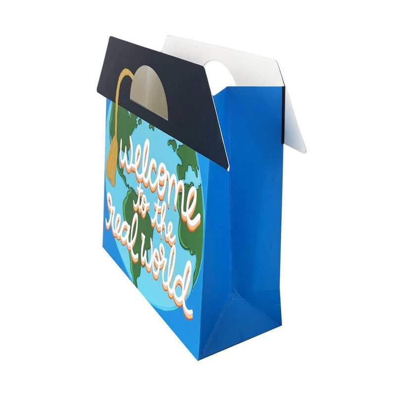 Real World Graduation Gift Bag