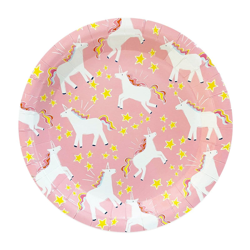 DINNER PLATE - UNICORN MAGIC