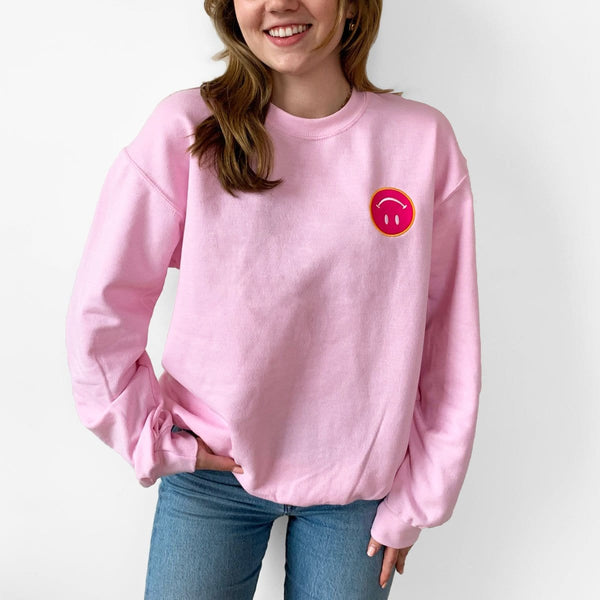 Smiles For Miles Sweatshirt