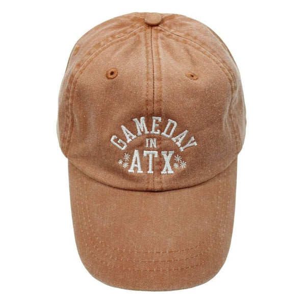 Packed Party Gameday in ATX Cap