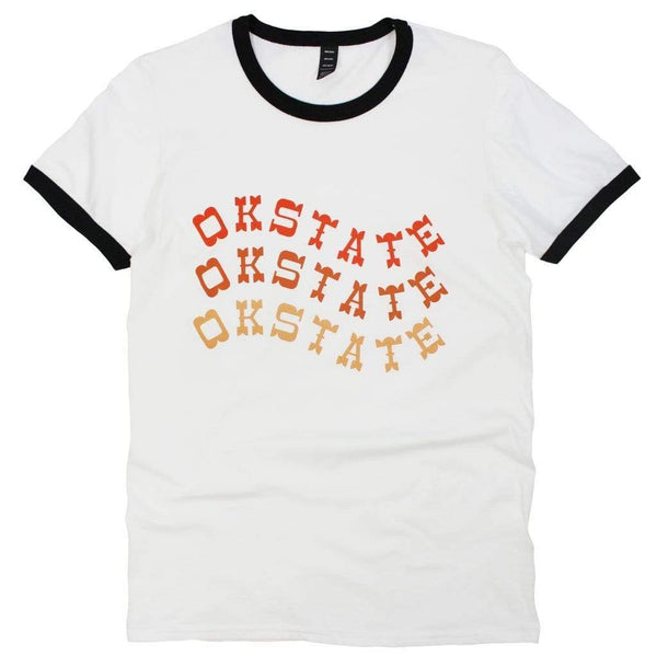 Packed Party Through the Ringer Tee: OSU