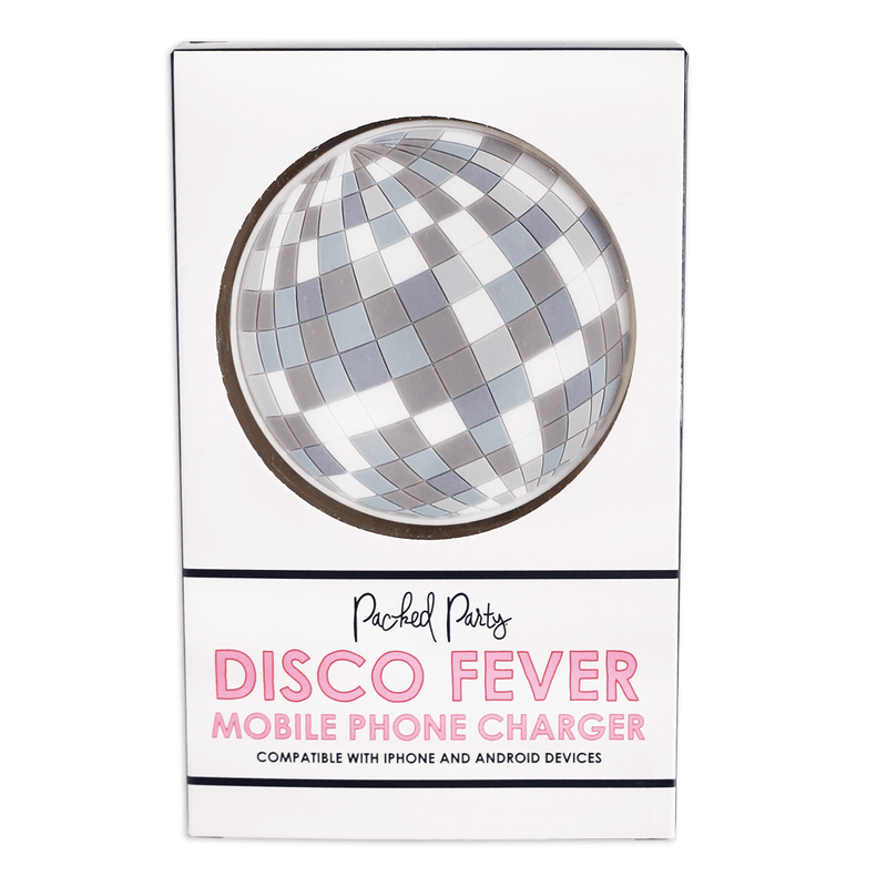 DISCO FEVER PHONE CHARGER