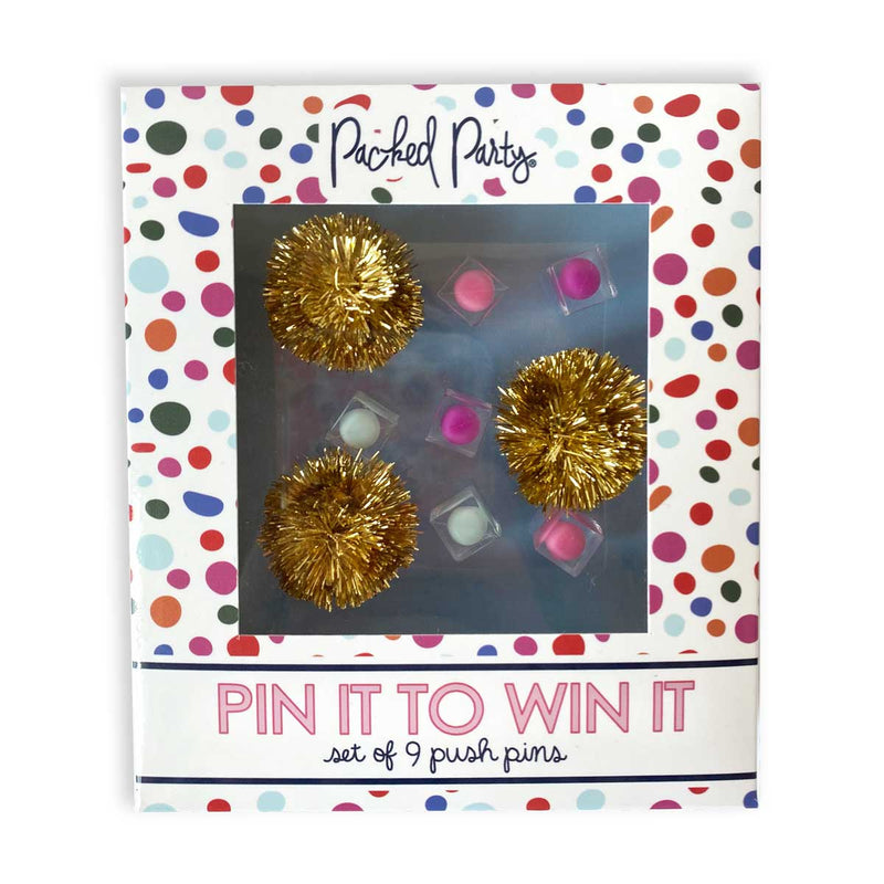 PIN IT TO WIN IT PUSH PINS