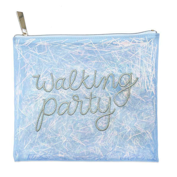 WALKING PARTY EVERYTHING POUCH