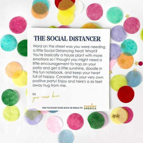 The Social Distancer