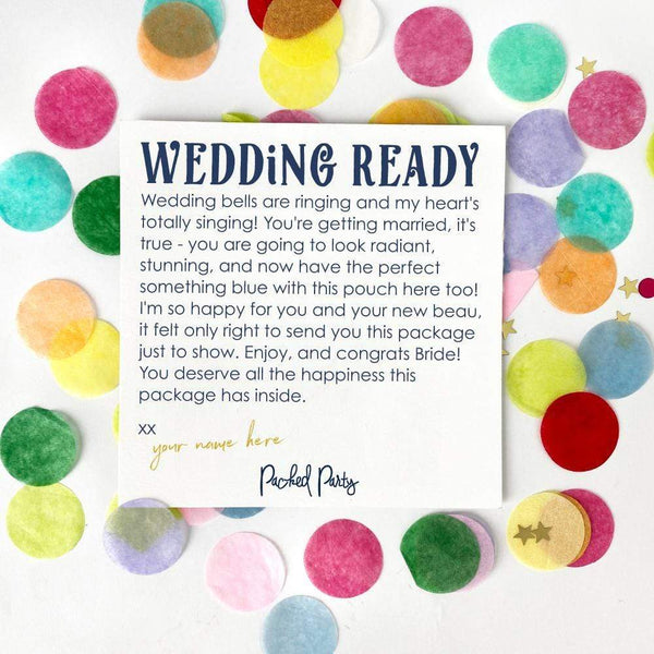 Wedding Ready Package