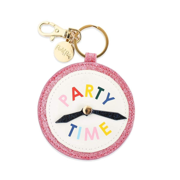 PARTY TIME KEYCHAIN