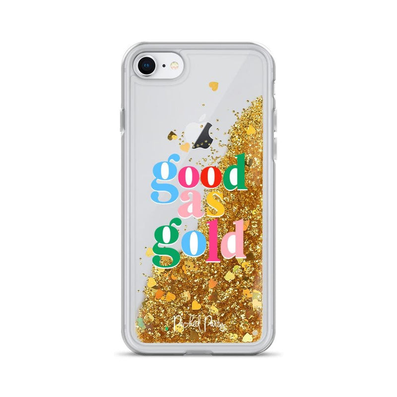 GOOD AS GOLD PHONE CASE