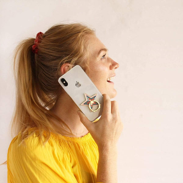 HOLD IT! STAR POWER PHONE RING