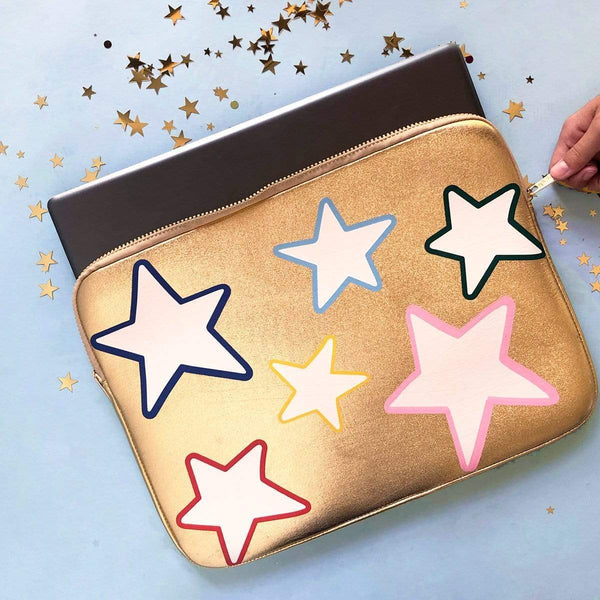OH MY STARS LAPTOP CASE
