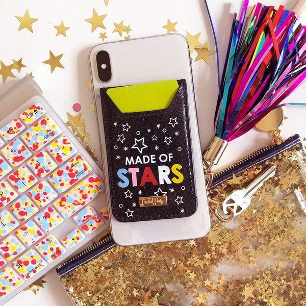 MADE OF STARS PHONE WALLET