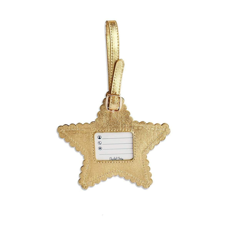 OH MY STARS LUGGAGE TAG