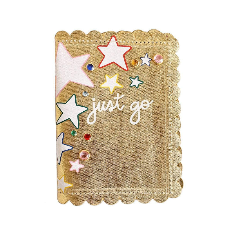 OH MY STARS PASSPORT HOLDER