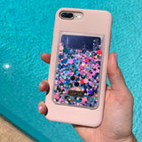 Sugar Rush Confetti Phone Wallet