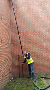 SkyVac Carbon Fibre Pole - Vacuum Cleaner Accessory - SkyVac - ECA Cleaning Ltd Swindon | Birmingham