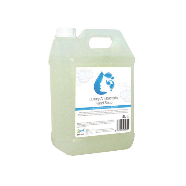 Anti Bacterial Soap - 5 Litres