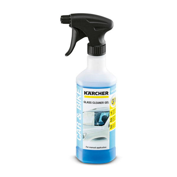 Karcher Gel Glass Cleaner - Detergent - Karcher - ECA Cleaning Ltd Swindon | Birmingham