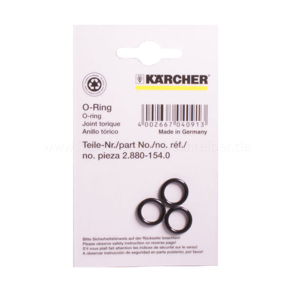 Karcher O-Ring Kit | 2.880-154.0 - Pressure Washer Accessory - Karcher - ECA Cleaning Ltd Swindon | Birmingham