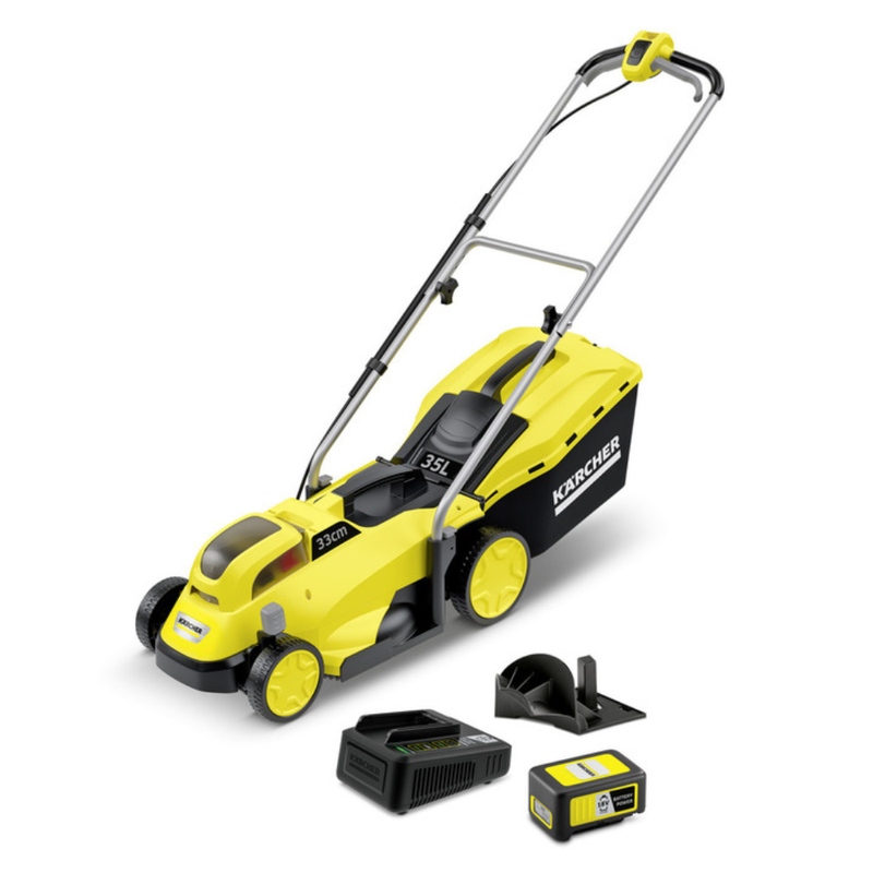Karcher 18-33 Lawn Mower - Battery Kit