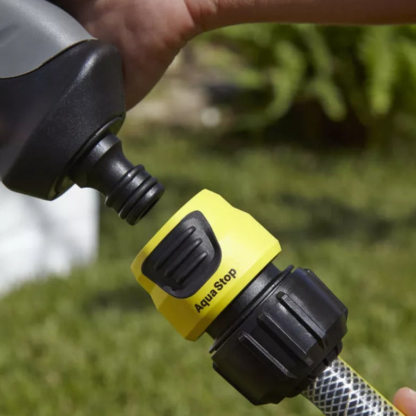 Karcher Hose Coupling with Aqua Stop