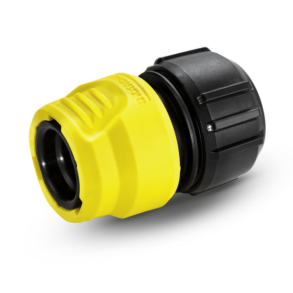 Hose Coupling with Aqua Stop