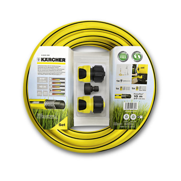 Hose Set For Pressure Washers - 10 Meters