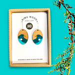 Tui earrings - Julia Huyser Design