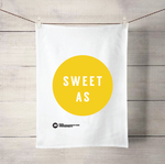Sweet As tea towel - Julia Huyser Design