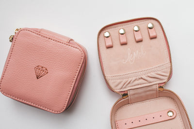 Introducing our Jewelry Travel Case!