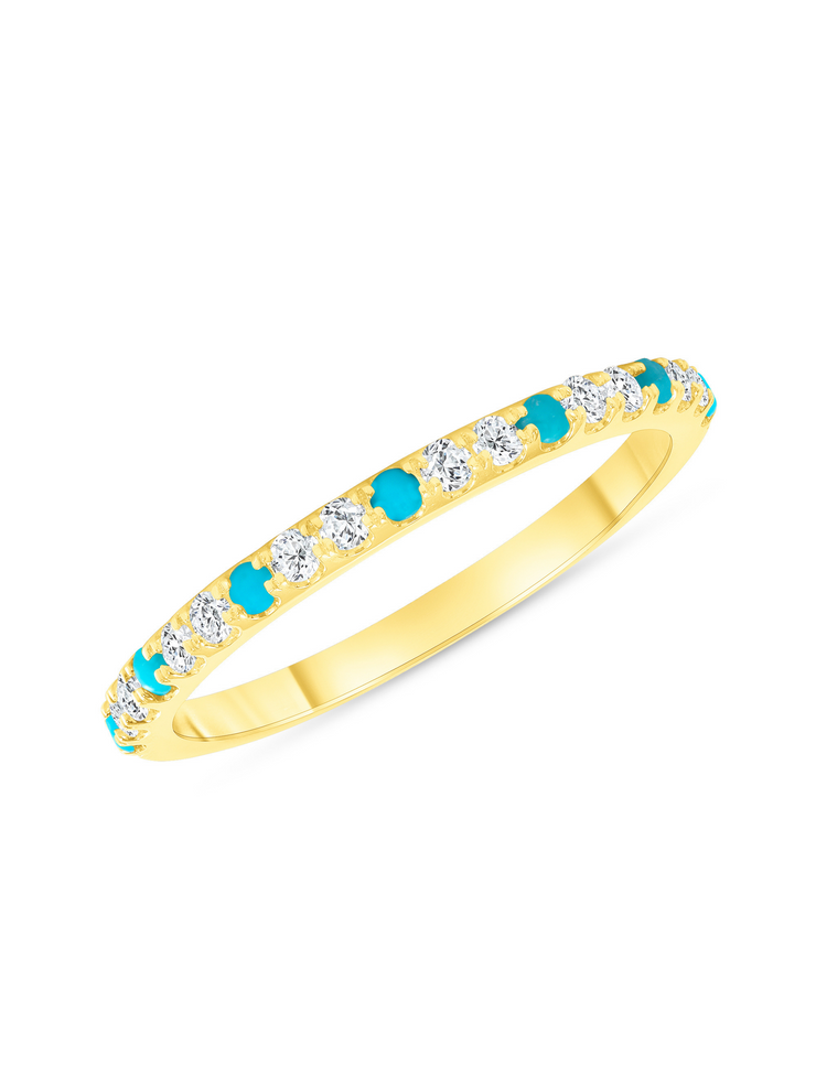 Birthstone Ring-December Turquoise