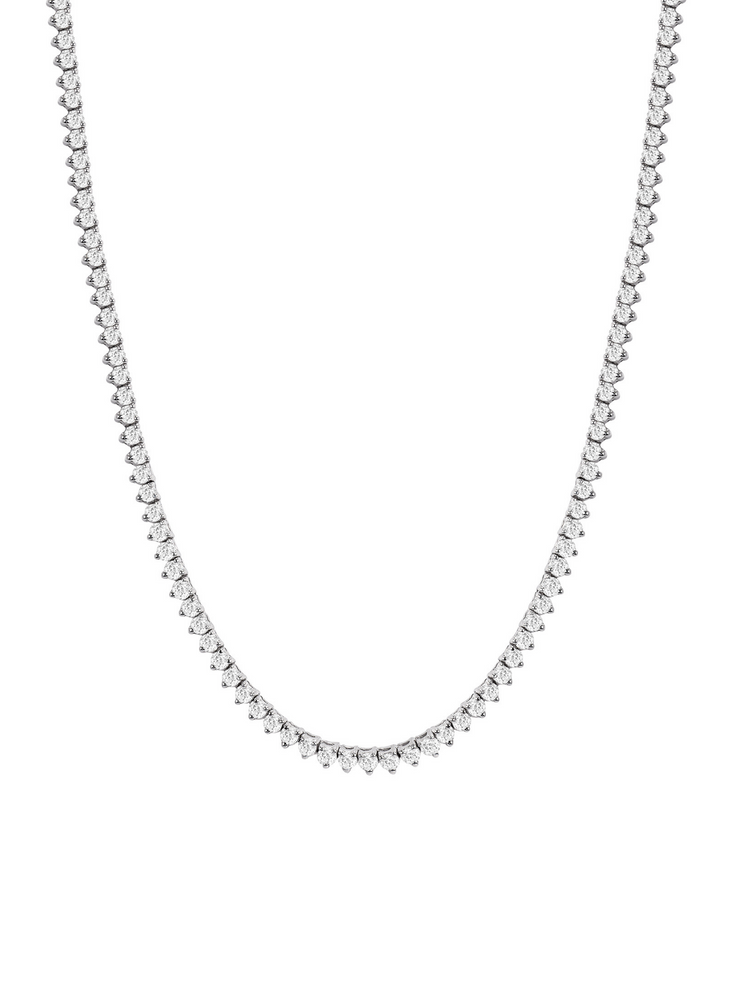 Diamond .10ct Stud Earrings - 14k Rose Gold