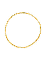 Everyday Stretch Bracelet - 2mm Yellow