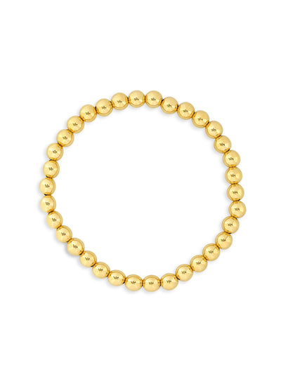 Everyday Stretch Bracelet - 5mm Yellow