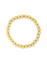 Everyday Stretch Bracelet - 6mm Yellow