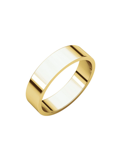 Cigar Band - 14k Gold