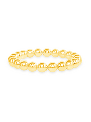 Everyday Stretch Bracelet - 8mm Yellow