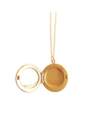 "leMel x The Mama Notes ""MAMA"" Locket"