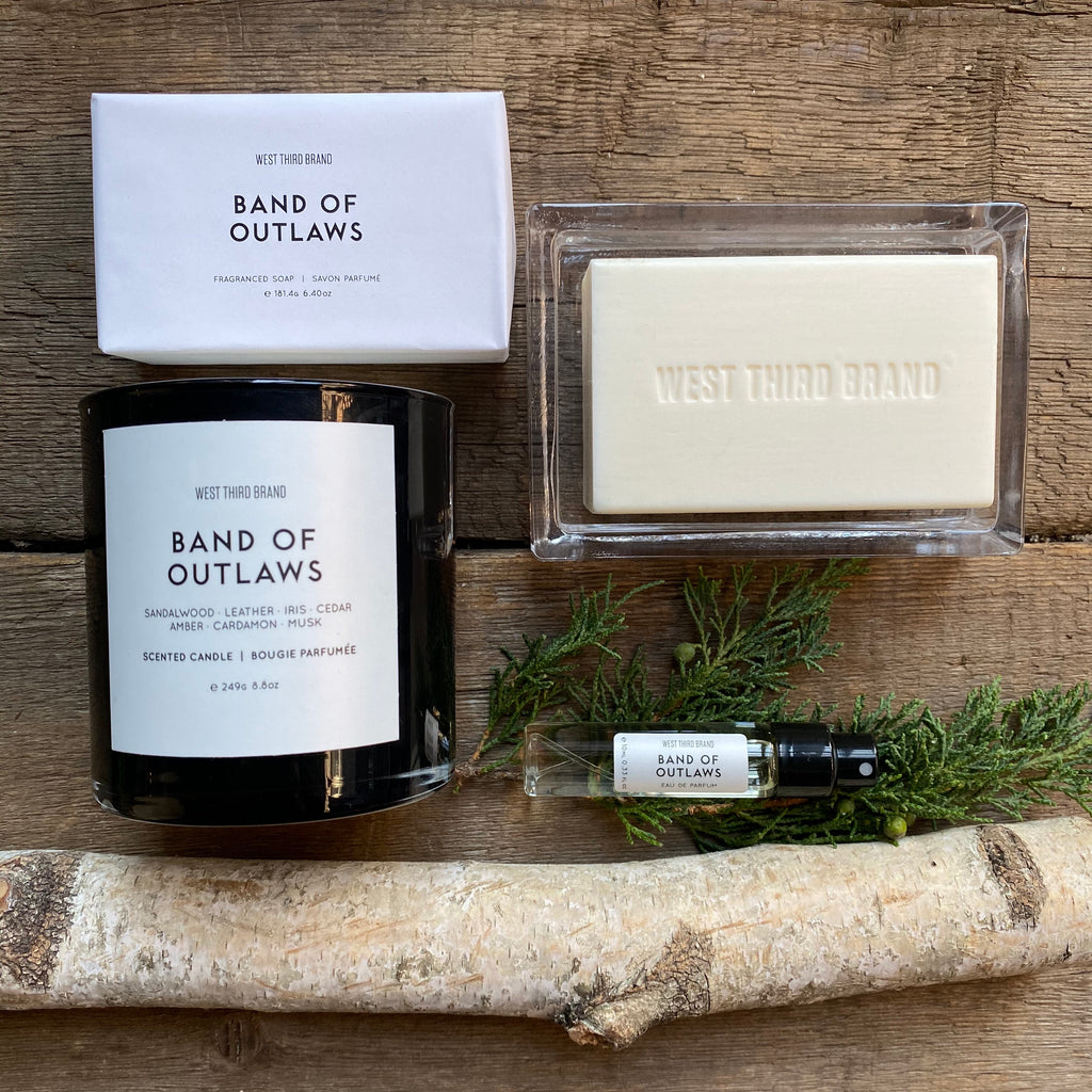 West Third Brand Bar Soap