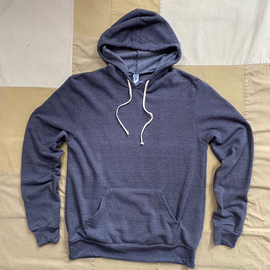 Challenger Eco Pullover Hoodie, Eco Navy