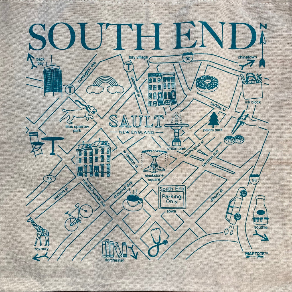 South End Grocery Tote